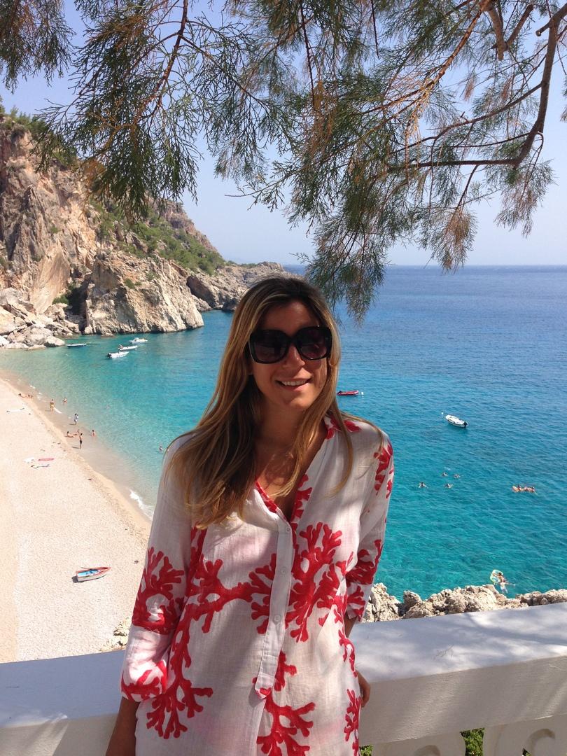 Karpathos, la spiaggia di kyra panagia