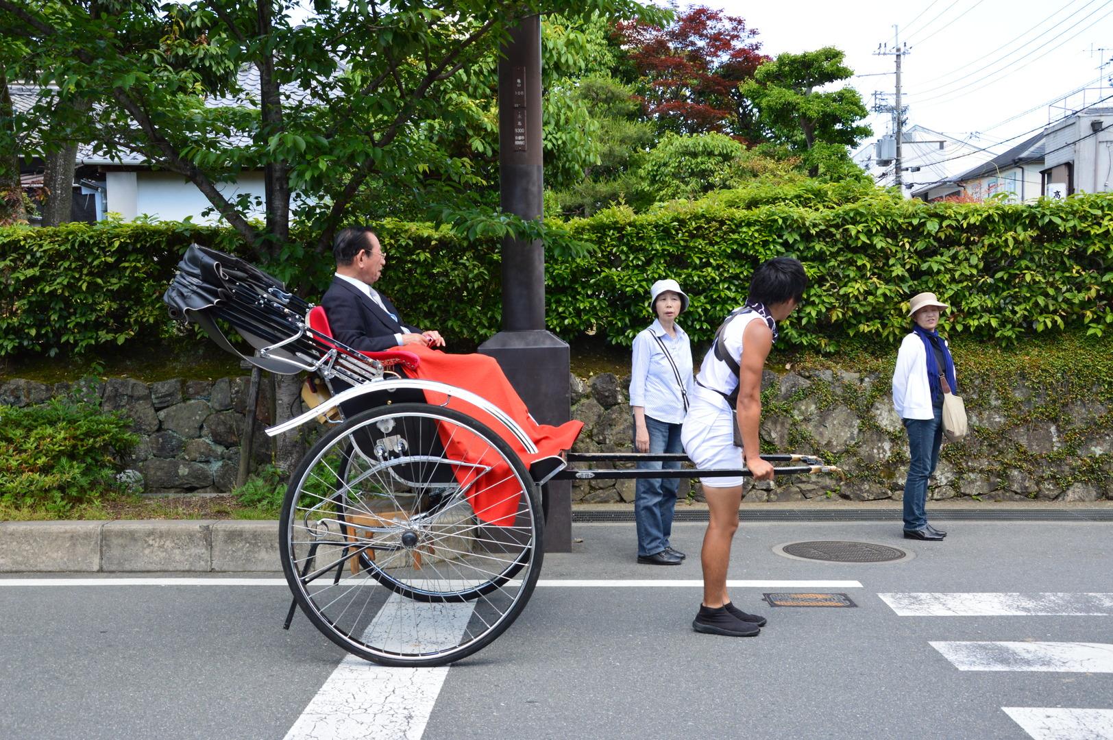 viaggio in Giappone: trasporto alternativo a Tokyo