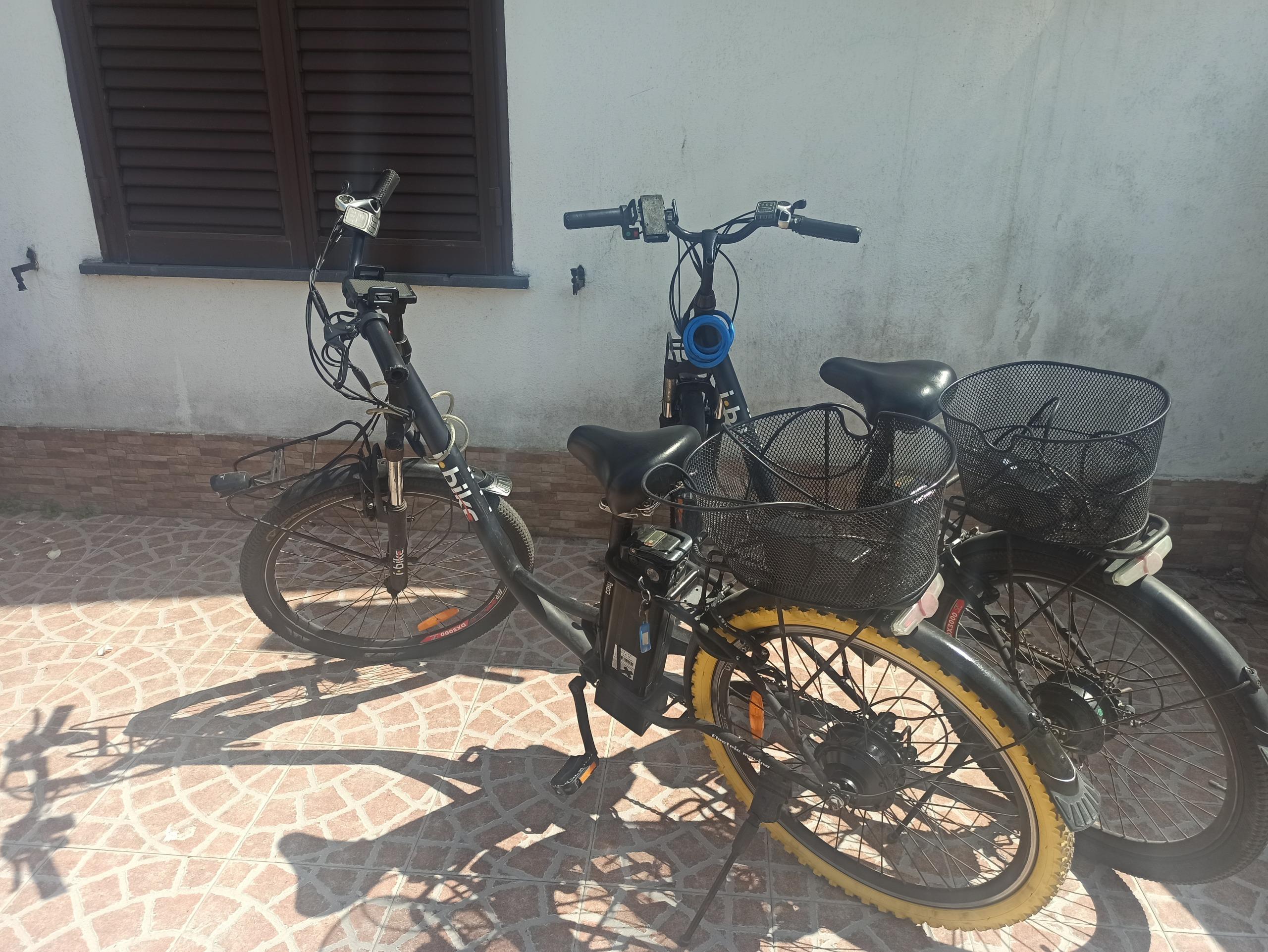 e-bike a Procida